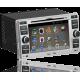 Штатная магнитола HiCES ANHY611 для Hyundai Santa Fe 2 (Android 4)