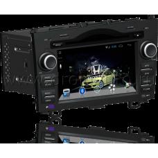 Штатная магнитола HiCES ANHO702 для Honda CR-V 3 (Android 4)