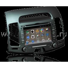 Штатная магнитола HiCES ANHY712 для Hyundai Elantra 4 (HD) (Android 4)