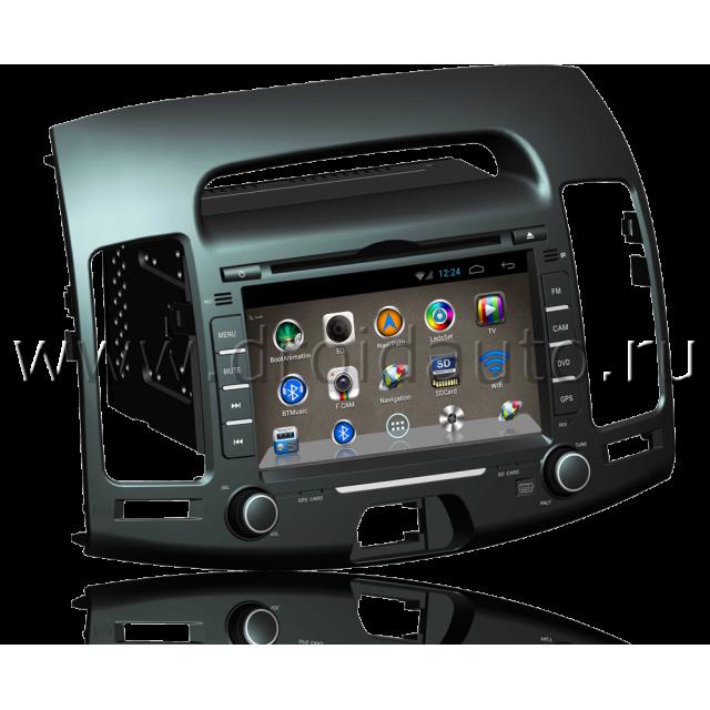 сенсорное головное устройство hyundai elantra j4