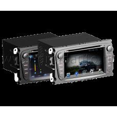 Штатная магнитола HiCES ANFO702 для Ford Focus 2 / Mondeo (Android 4)