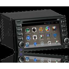 Штатная магнитола HiCES ANKI605 для KIA Sportage 1, Cerato 1, Sorento 1, Optima 2009 (Android 4)