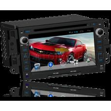 Штатная магнитола HiCES ANCH704 для Chevrolet Captiva, Epica, Aveo (Android 4)