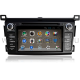 Штатная магнитола HiCES ANTO720 для Toyota RAV4 (2013-) (Android 4)