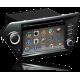 Штатная магнитола HiCES ANKI813 для KIA Rio (Android 4)
