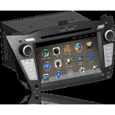 Штатная магнитола HiCES ANHY706 для Hyundai ix35 (Android 4)