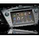 Штатная магнитола HiCES ANHY706FT для Hyundai ix35 (Android 4)