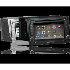 Штатная магнитола HiCES ANHY602 для Hyundai H1 Starex (Android 4)