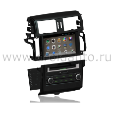 Штатная магнитола HiCES ANTO830 для Toyota land Cruiser Prado 150 (Android 4)