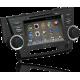 Штатная магнитола HiCES ANTO812 для Toyota Highlander (Android 4)
