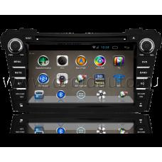 Штатная магнитола HiCES ANHY719 для Hyundai i40 (Android 4)
