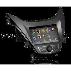 Штатная магнитола HiCES ANHY826FT для Hyundai Elantra 5 (MD) (Android 4)