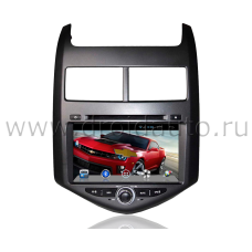 Штатная магнитола HiCES ANCH812 для Chevrolet Aveo 3 (Android 4)