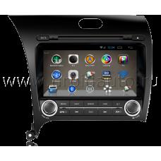 Штатная магнитола HiCES ANKI816 для KIA Cerato 3 (YD) (Android 4)