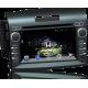 Штатная магнитола HiCES ANHO705 для Honda CR-V IV (Android 4)