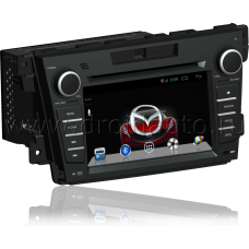 Штатная магнитола HiCES ANMA702 для Mazda CX-7 (Android 4)