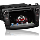 Штатная магнитола HiCES ANMA803 для Mazda 3 (2009-2013) (Android 4)