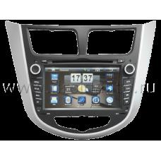 Штатная магнитола Navipilot Droid Hyundai Solaris (Android)