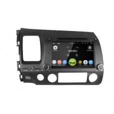 Штатная магнитола Roximo CarDroid RD-1901 для Honda Civic 8 4D (Android 5.1.1)