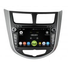 Штатная магнитола Roximo CarDroid RD-2003 для Hyundai Solaris (Android 5.1.1)