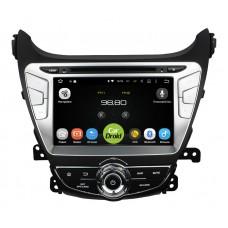 Штатная магнитола Roximo CarDroid RD-2006 для Hyundai Elantra 5, 2014 (Android 5.1.1)