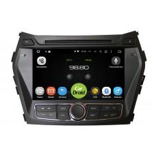 Штатная магнитола Roximo CarDroid RD-2009 для Hyundai SantaFe 3 (Android 5.1.1)