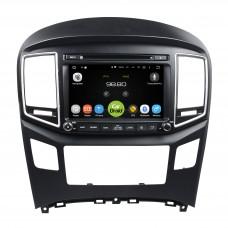Штатная магнитола Roximo CarDroid RD-2017 для Hyundai Starex, H1 2016 (Android 5.1.1)