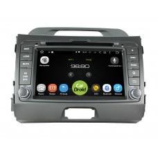 Штатная магнитола Roximo CarDroid RD-2303 для KIA Sportage 3 (Android 5.1.1)