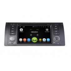 Штатная магнитола Roximo CarDroid RD-2701 для BMW E39 E53 M5 X5 1996-2007 (Android 5.1.1)