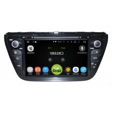 Штатная магнитола Roximo CarDroid RD-3501 для Suzuki SX4 2, 2013 (Android 5.1.1)